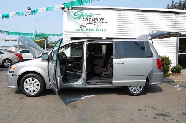 Used 2014 Dodge Grand Caravan 4dr Wgn American Value Pkg