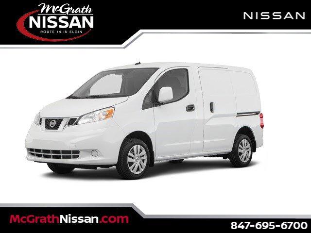 2020 Nissan NV200 Compact Cargo SV I4 SV Regular Unleaded I-4 2.0 L/122 [0]