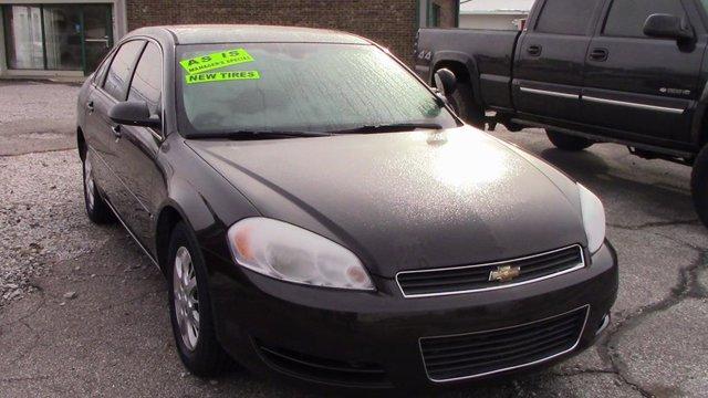 Used 2008 Chevrolet Impala Police in Bloomington, IN