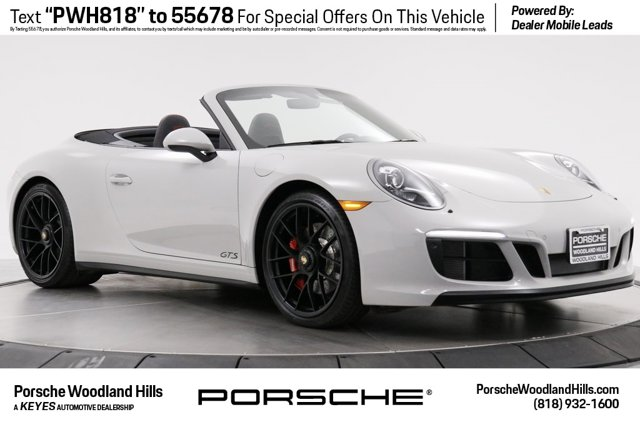 Used 2018 Porsche 911 in , CA