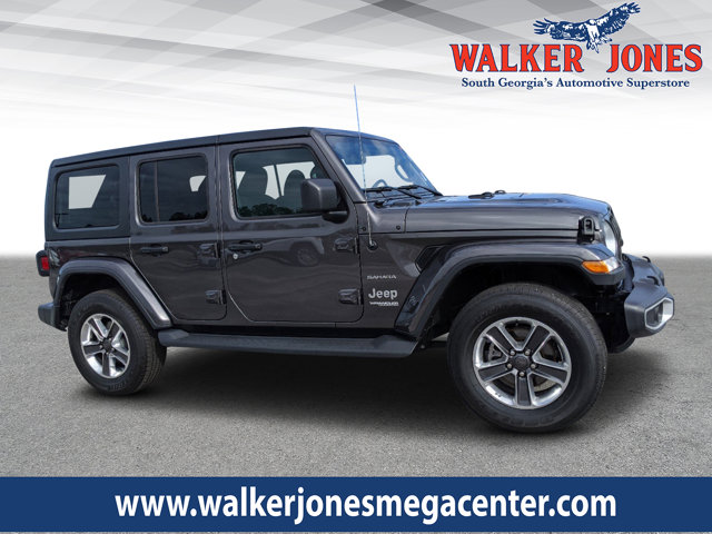 Used 2019 Jeep WranglerUnlimited in Waycross, GA