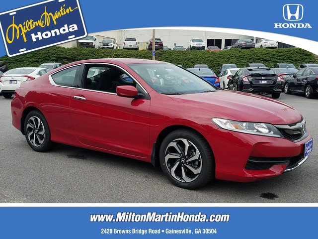 New 2017 Honda Accord Coupe in Gainesville, GA