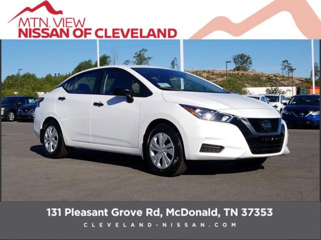 New 2020 Nissan Versa in McDonald, TN