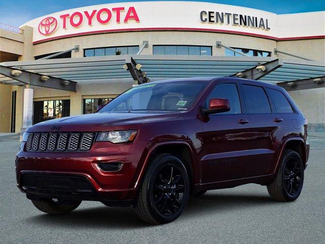 Used 2018 Jeep Grand Cherokee in Las Vegas, NV