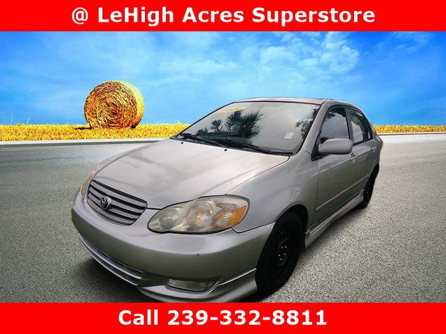 Used 2004 Toyota Corolla in Lehigh Acres, FL
