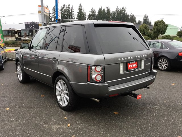 Used 2010 Land Rover Range Rover 4WD 4dr SC