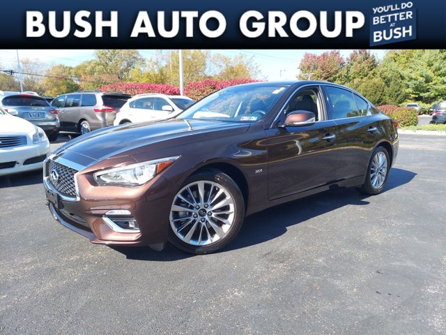 2020 INFINITI Q50 3.0t LUXE 3.0t LUXE AWD Twin Turbo Premium Unleaded V-6 3.0 L/183 [0]