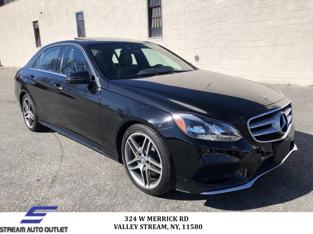 Used 2014 Mercedes-Benz E-Class in Valley Stream, NY