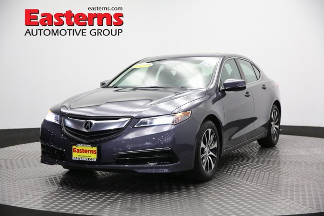 2017 Acura TLX Technology 4dr Car