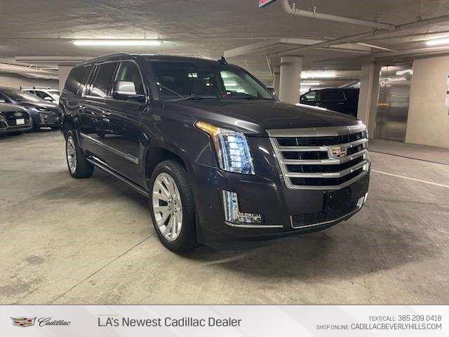 2018 Cadillac Escalade ESV Premium Luxury 4WD 4dr Premium Luxury Gas V8 6.2L/376 [18]