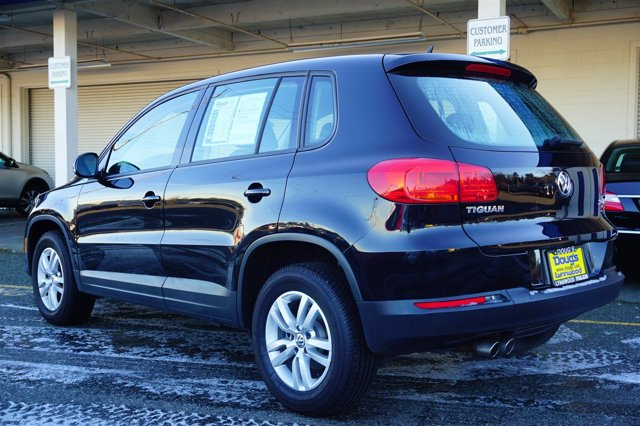 Used 2014 Volkswagen Tiguan 4MOTION 4dr Auto SE