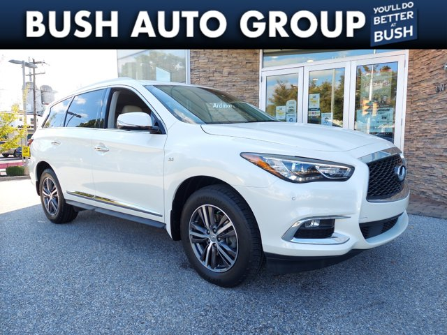 2017 INFINITI QX60 navigation backup camera sunroof AWD Premium Unleaded V-6 3.5 L/213 [4]