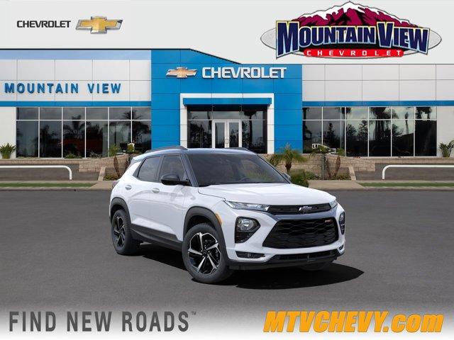 2021 Chevrolet Trailblazer RS FWD 4dr RS Gas I3 1.3L/ [10]