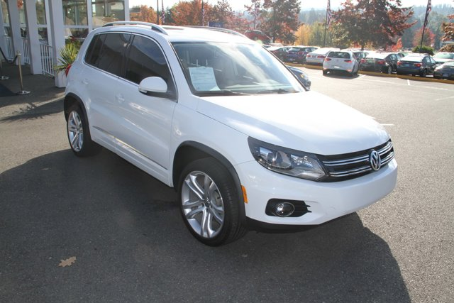 Used 2016 Volkswagen Tiguan 4MOTION 4dr Auto SEL