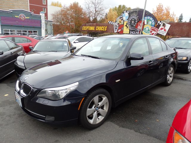 Used 2008 BMW 5 Series 4dr Sdn 528xi AWD