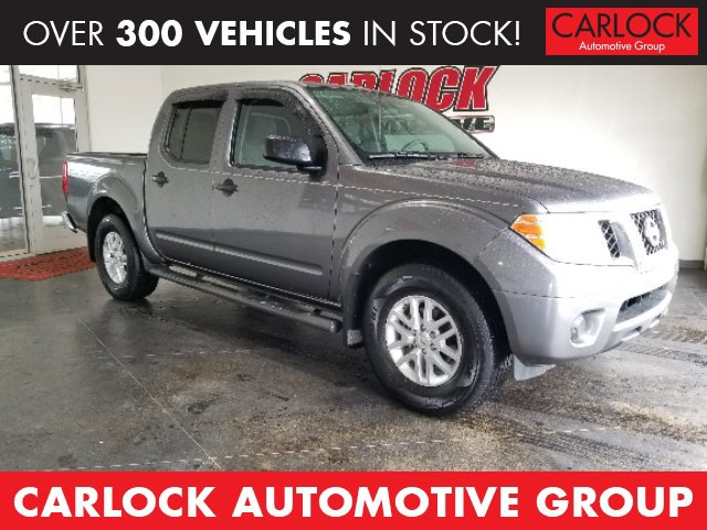 Used 2018 Nissan Frontier in Saltillo, MS