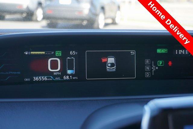 Used 2017 Toyota Prius Prime Advanced