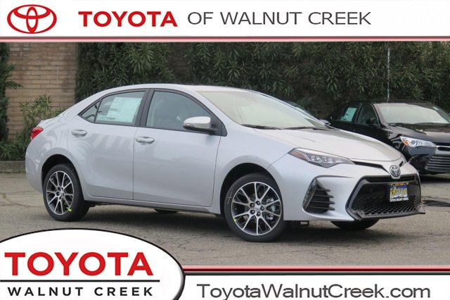 New 2017 Toyota Corolla in Walnut Creek, CA