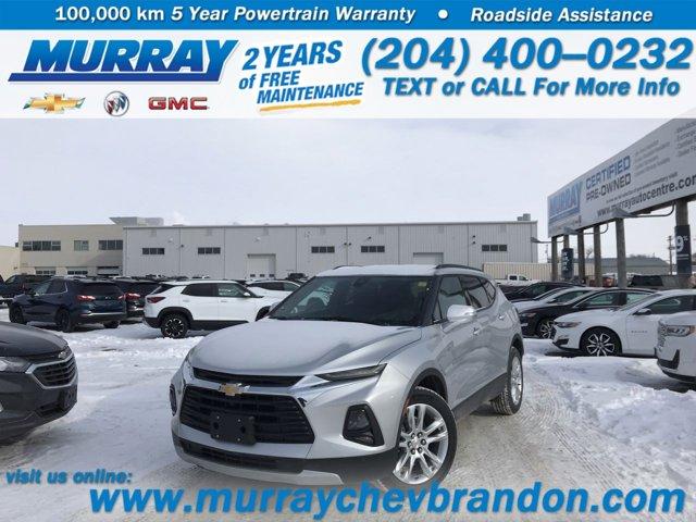 2021 Chevrolet Blazer True North AWD 4dr True North Gas V6 3.6L/ [0]