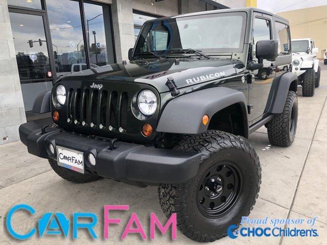 Used 2011 Jeep Wrangler in Rialto, CA
