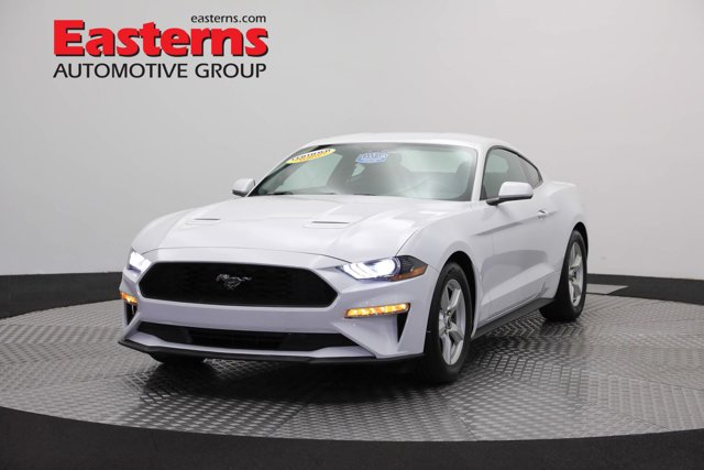 2019 Ford Mustang EcoBoost Manual