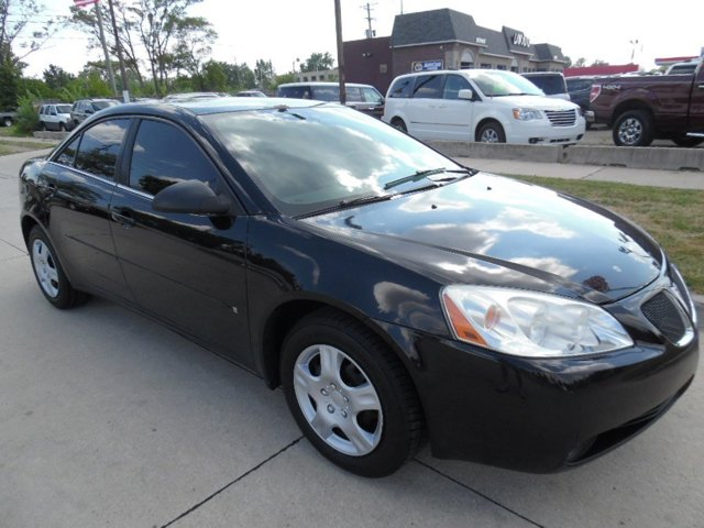 2007 Pontiac G6 1SV Value Leader