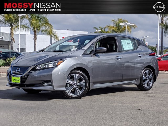 2020 Nissan Leaf Electric SV SV Hatchback Electric [2]
