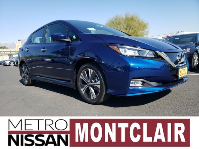 2020 Nissan LEAF SV PLUS SV PLUS Hatchback Electric [18]