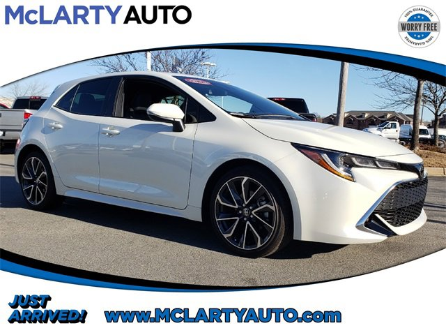 Used 2019 Toyota Corolla Hatchback in North Little Rock, AR