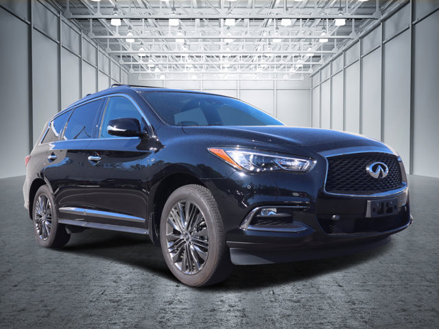 2019 INFINITI QX60 LUXE 2019.5 LUXE AWD Premium Unleaded V-6 3.5 L/213 [16]
