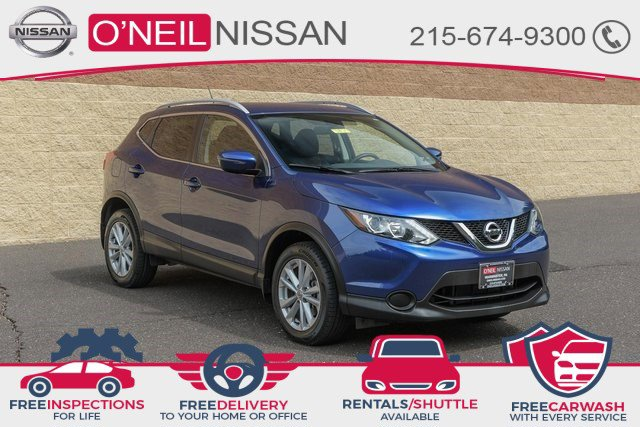 2017 Nissan Rogue Sport SV AWD SV Regular Unleaded I-4 2.0 L/122 [4]