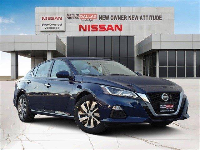 2020 Nissan Altima 2.5 S 2.5 S Sedan Regular Unleaded I-4 2.5 L/152 [19]