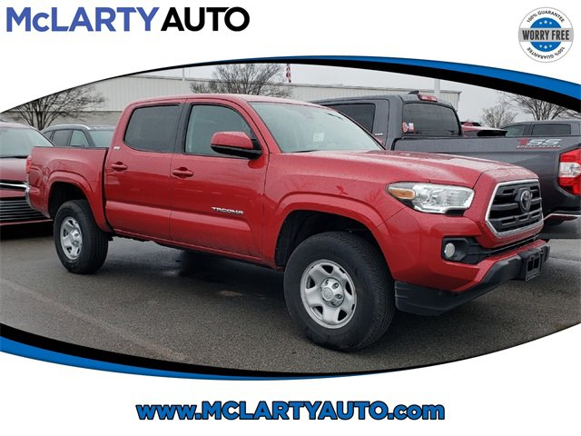 Used 2019 Toyota Tacoma in North Little Rock, AR