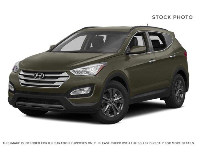 2014 Hyundai Santa Fe Sport Premium FWD 4dr 2.4L Regular Unleaded I-4 2.4 L/144 [0]