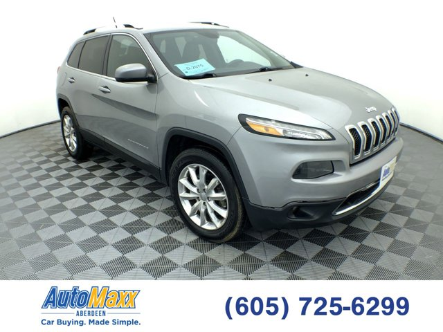 Used 2016 Jeep Cherokee in Aberdeen, SD