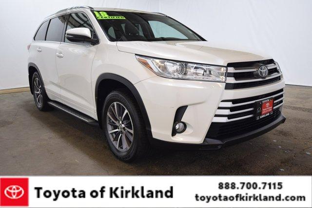 Used 2018 Toyota Highlander in Kirkland, WA