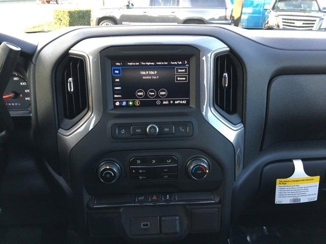 2020 Chevrolet Silverado 1500 4WD Crew Cab 147 Custom