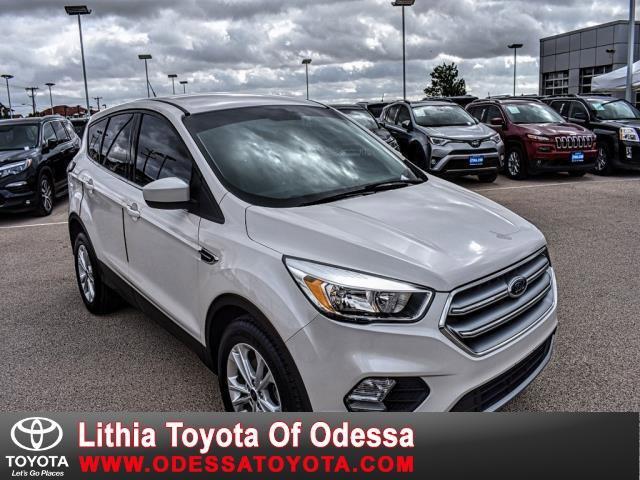 Used 2017 Ford Escape in Odessa, TX