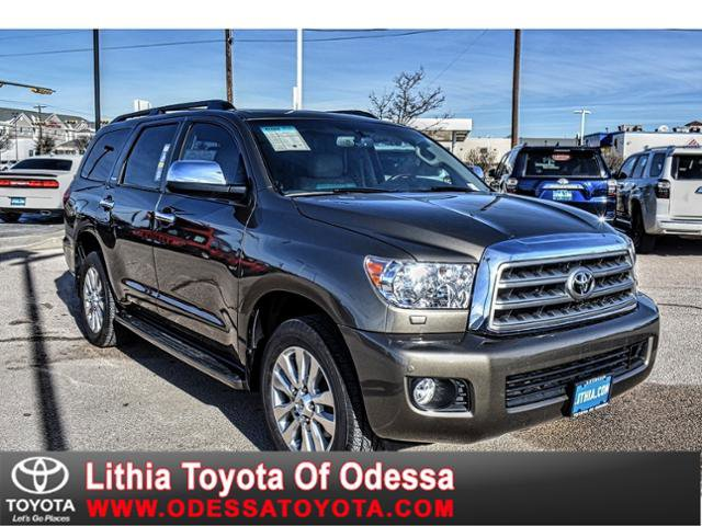 Used 2017 Toyota Sequoia in Odessa, TX