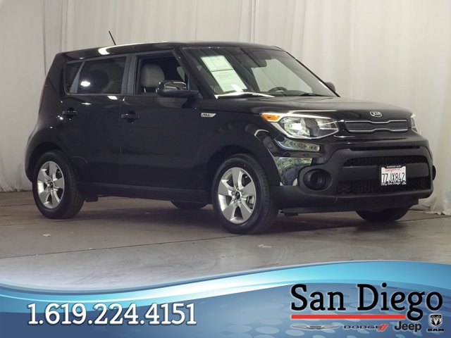 Used 2017 KIA Soul in San Diego, CA