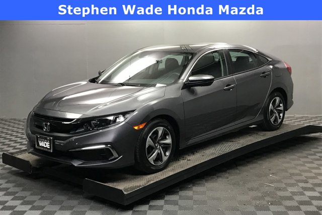 Used 2019 Honda Civic Sedan LX Manual