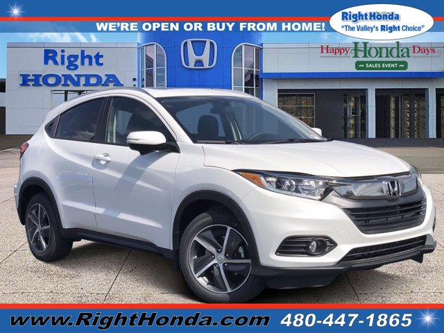 2020 Honda HR-V EX-L AWD CVT Regular Unleaded I-4 1.8 L/110 [10]