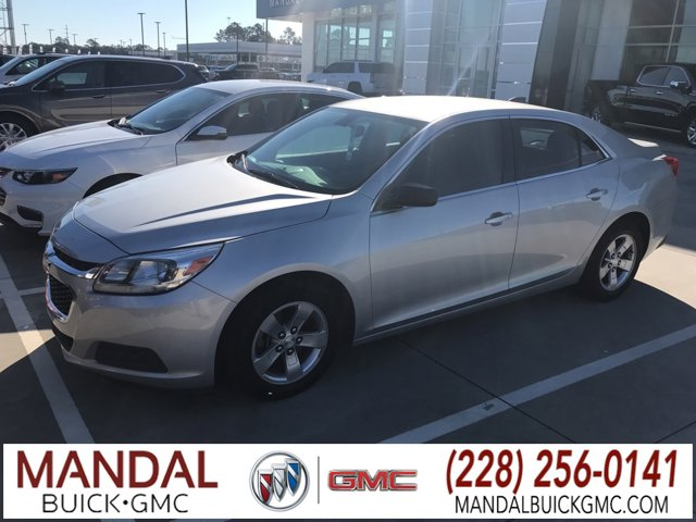 Used 2016 Chevrolet Malibu Limited in D'Iberville, MS