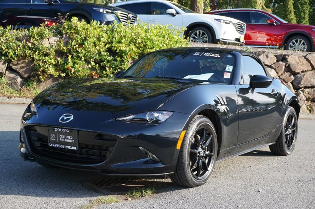 Used 2019 Mazda MX-5 Miata in Lynnwood Seattle Kirkland Everett, WA