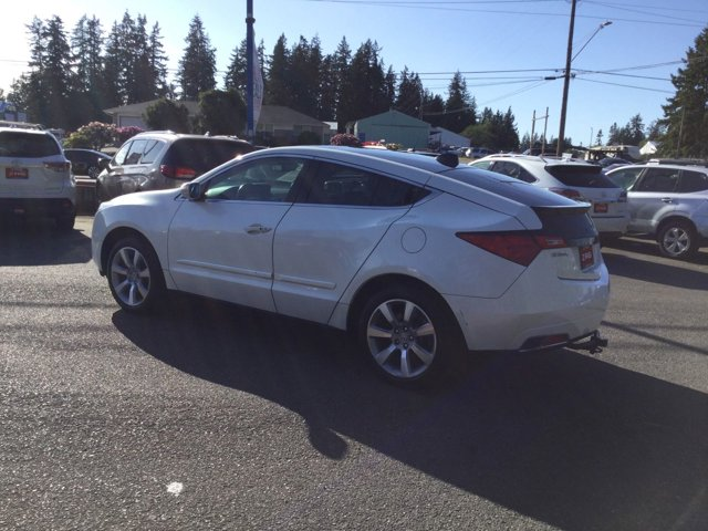Used 2011 Acura ZDX AWD 4dr Tech Pkg