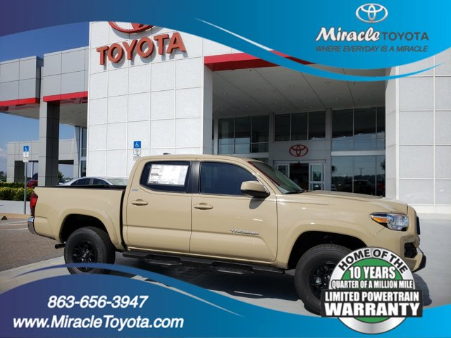 New 2020 Toyota Tacoma in Haines City, FL