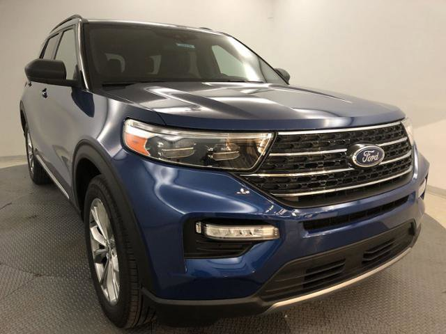 New 2020 Ford Explorer in Indianapolis, IN