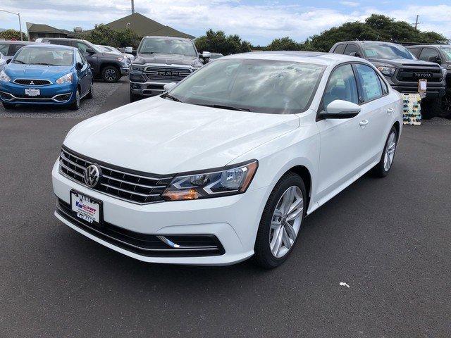 New 2019 Volkswagen Passat in Kihei, HI