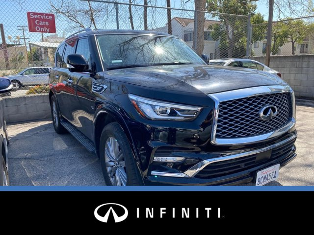 2018 INFINITI QX80 Base RWD Premium Unleaded V-8 5.6 L/339 [0]
