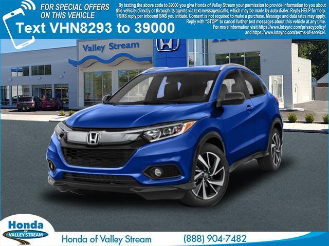 2020 Honda HR-V Sport Sport AWD CVT Regular Unleaded I-4 1.8 L/110 [7]